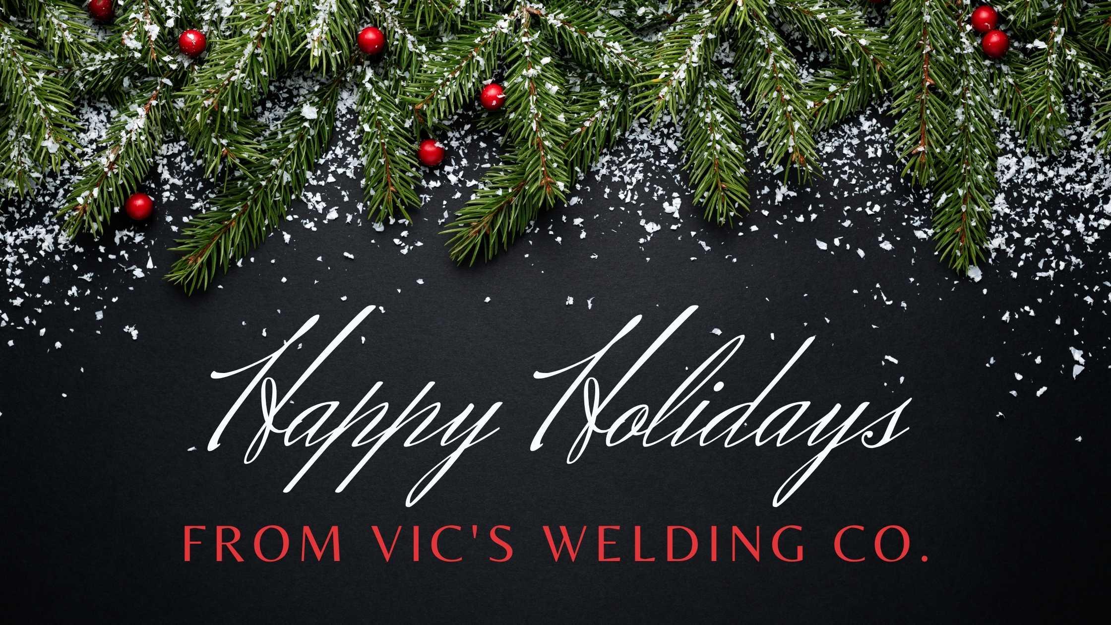 Vic's Welding CO