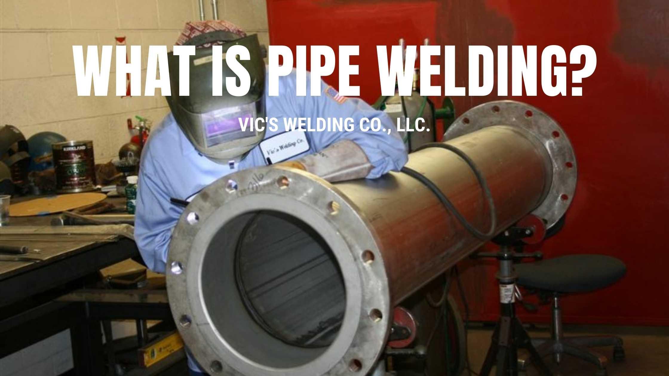 pipe welding