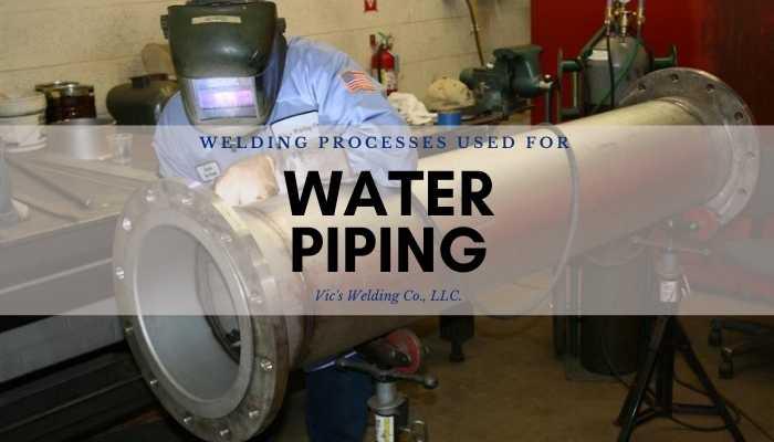 water piping